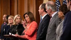 Democrats shift focus to second article of impeachment