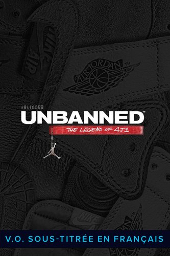 Unbanned: The Legend of AJ1 S.-T. F.