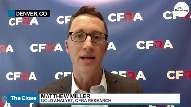 Silver to outperform gold in 2020: CFRA analyst