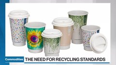 Power Shift: Making single-use coffee cups recyclable
