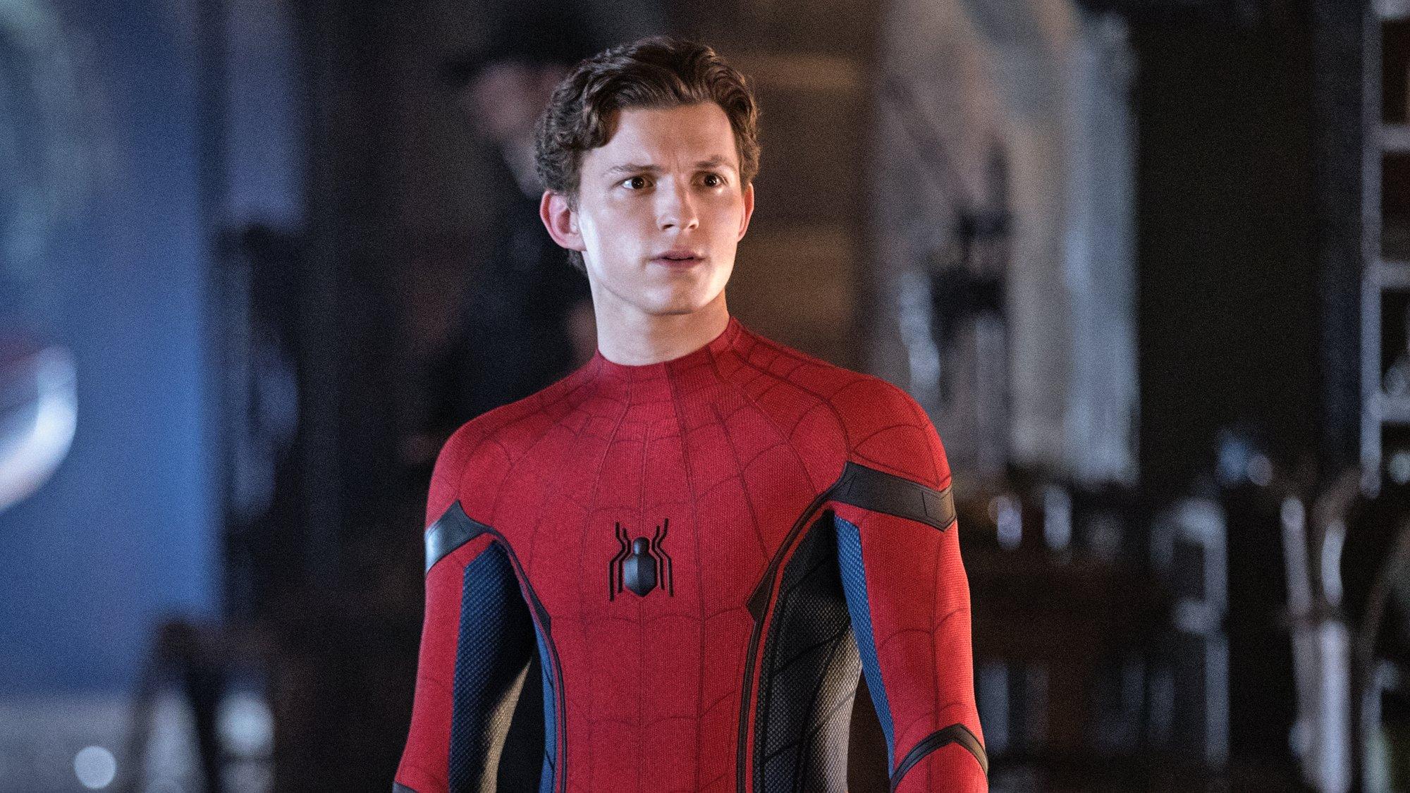 Spider-Man : loin des siens