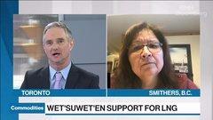Wet'suwet'en supporters of Coastal GasLink afraid to speak up: Member