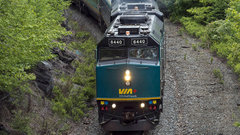 Via Rail to resume partial service Thursday