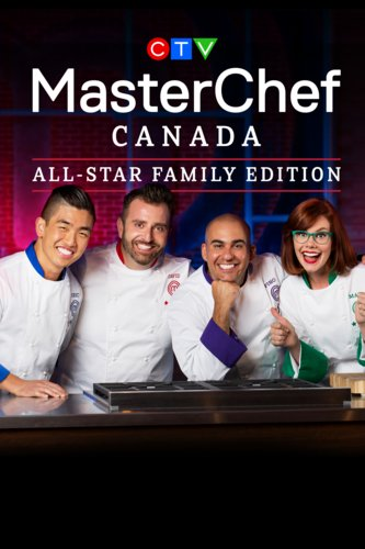 MasterChef Canada: All-Star Family Edition