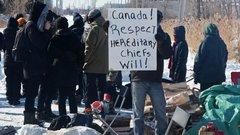 Trudeau calls for end of anti-pipeline blockades