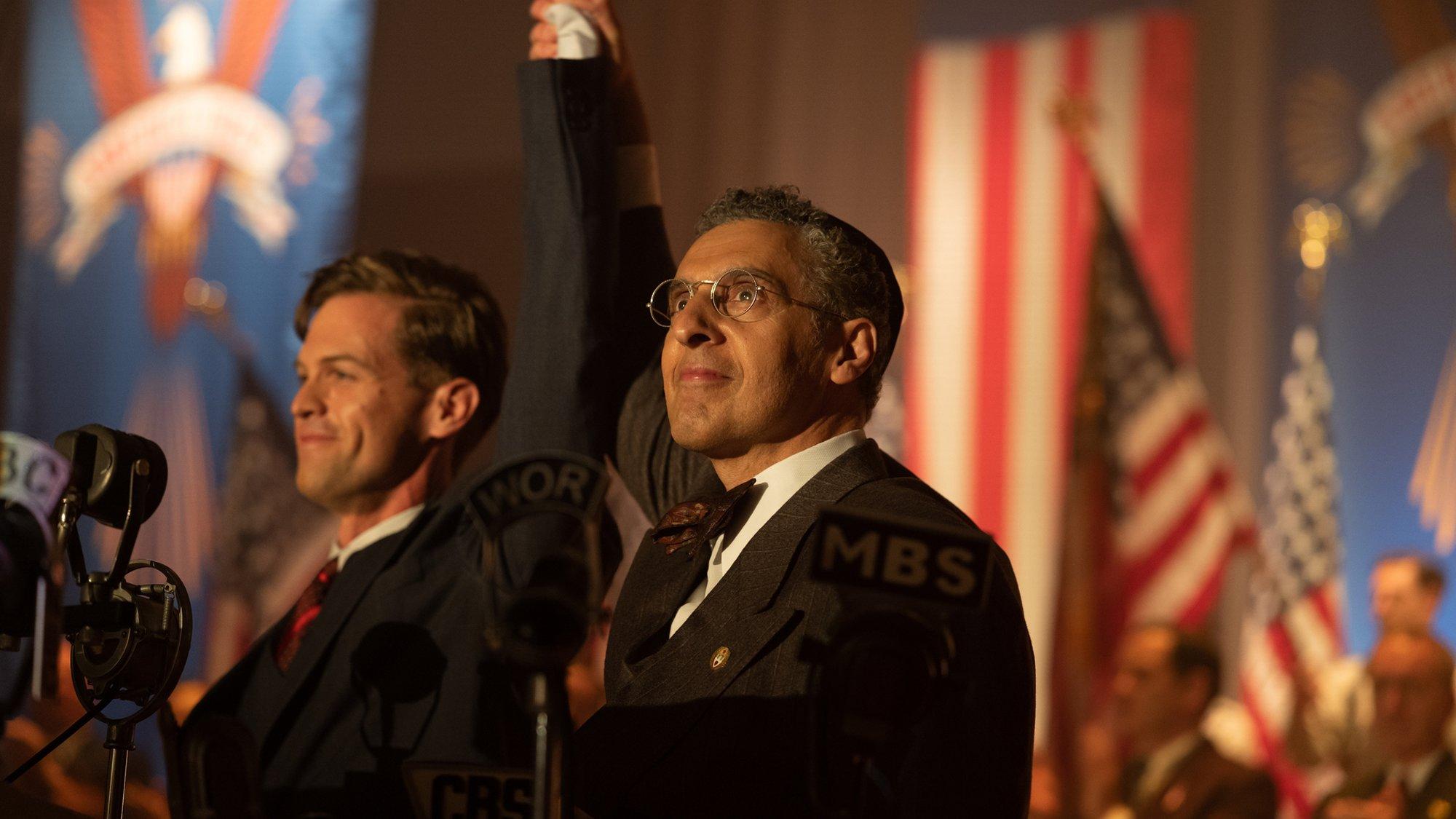The Plot Against America S.-T.F.