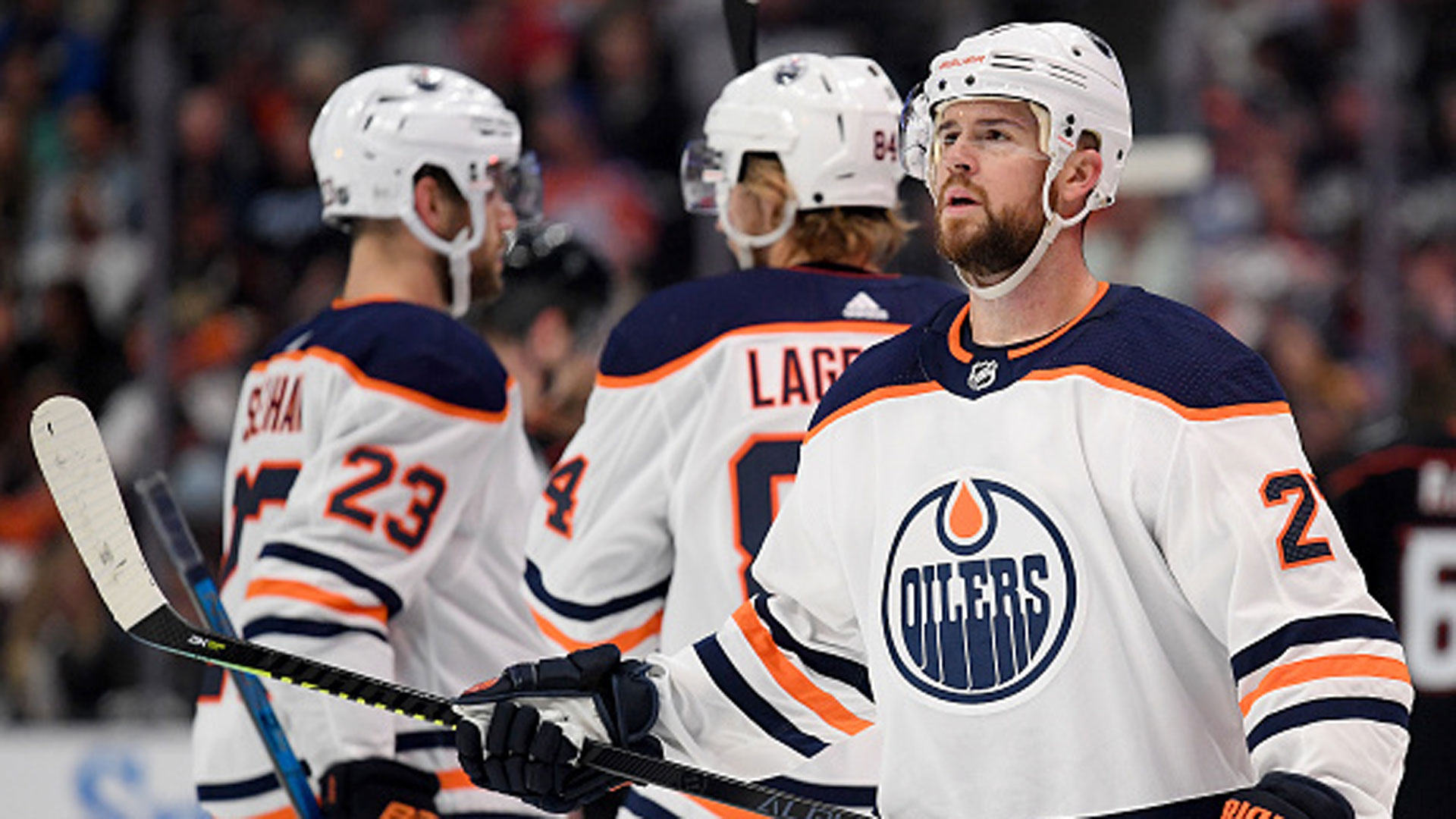 Newly-acquired Green among crowded list of injured Oilers