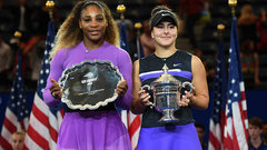 US Open Tennis: Women's Final