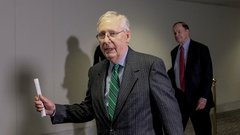 Democrats Block Senate Stimulus Bill After Negotiations Falter