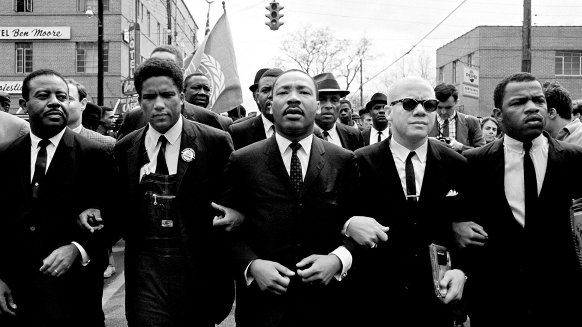 Je suis Martin Luther King Jr.