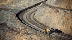 Mining under-investment threatens sector: Barrick Gold CEO