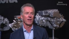 Magna CEO on carbon emissions, self-driving cars and investing in tech