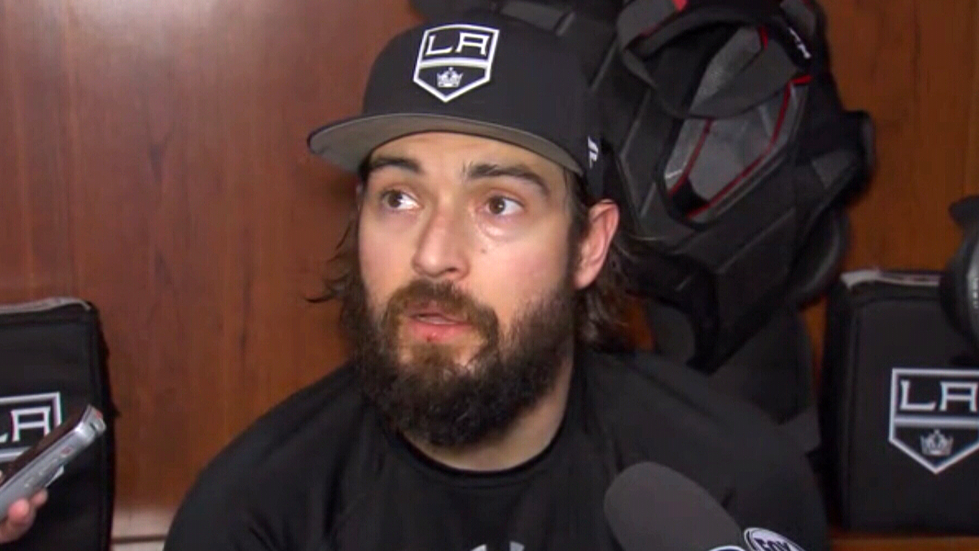 Doughty admits it's 'very hard' to be patient with rebuild