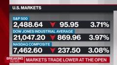 BNN Bloomberg's mid-morning market update: April 1, 2020