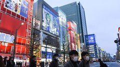 Japan Quarterly GDP May Plunge as Much as 20%, EY-Parthenon Says