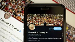 Trump threatens to shut social media companies after Twitter fact-check