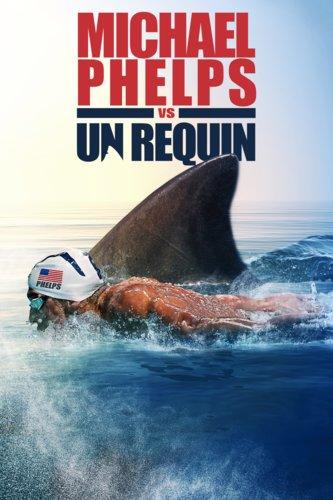 Michael Phelps vs un requin