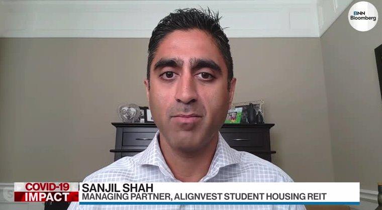 Sanjel shah alignvest investment brandes investment partners holdings enid