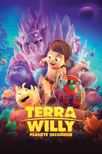 Terra Willy : Planète inconnue