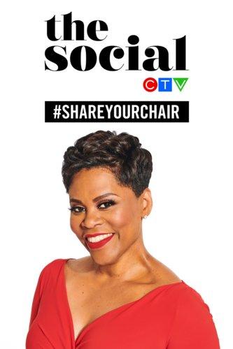 The Social: #ShareYourChair