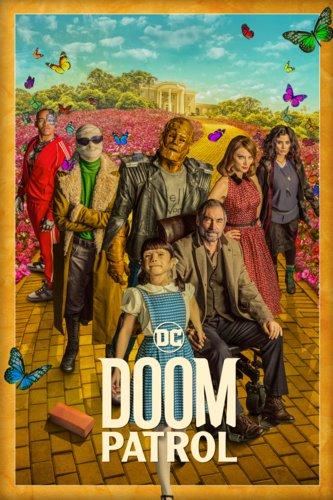 Doom Patrol V.F.