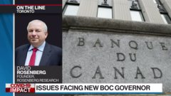 Rosenberg on central bank policy: 'We are dancing on a pin here'