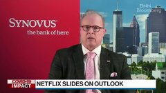Netflix could set the stage in lowering guidance for FAANGs as we enter Q3: Synovus Trust's Morgan