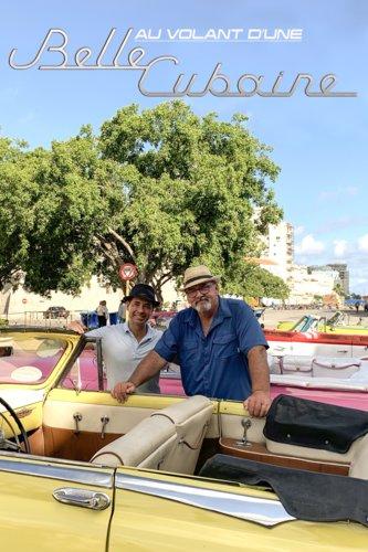Au volant d'une belle cubaine