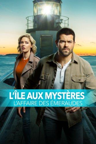 L'île aux mystères : L'affaire des émeraudes