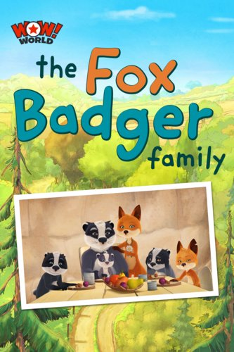 The Fox-Badger Family