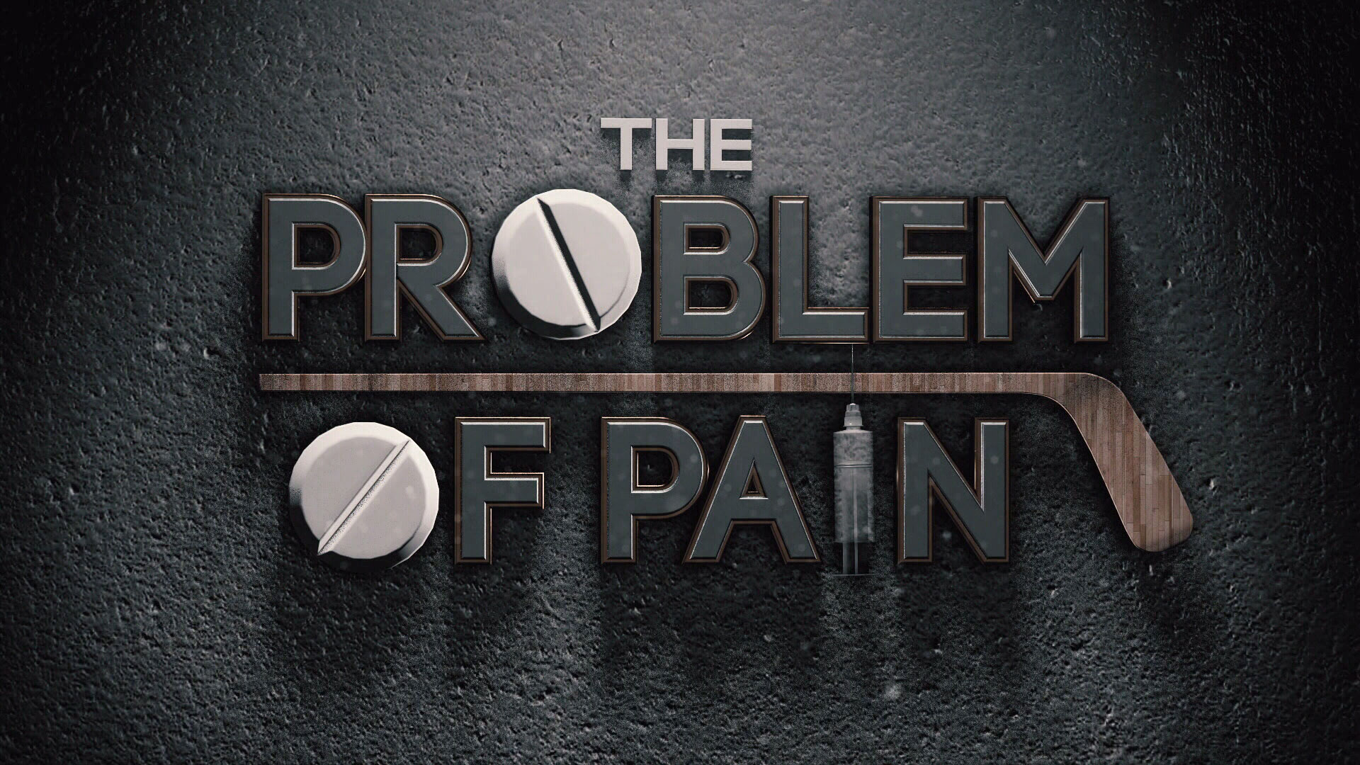 TSN Original: The Problem of Pain