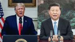 Trump Assails China Over Virus as Xi Pushes Back