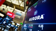 Aurora Cannabis to report Q4 after market closes