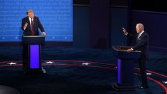 How Did Undecided Voters View the Presidential Debate?