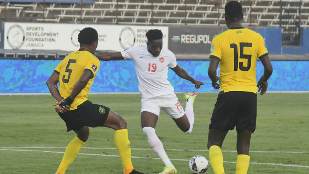 FIFA World Cup Qualifying: Jamaica 0, Canada 0