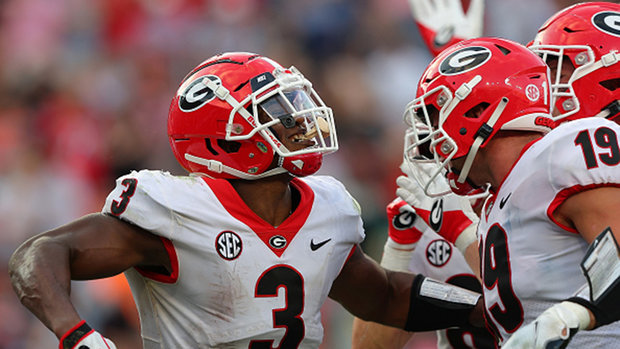 Is No. 1 Georgia for real?
