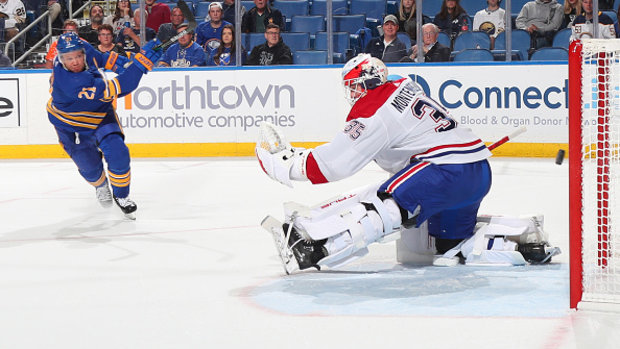 How concerning is Habs' goaltending without Price?