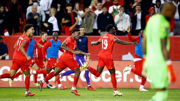 Breaking down how Alphonso Davies' incredible goal happened