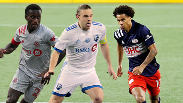 Canadians making an impact for national team and in MLS
