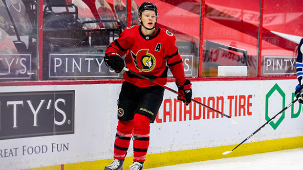 What are the expectations for Brady Tkachuk this season?
