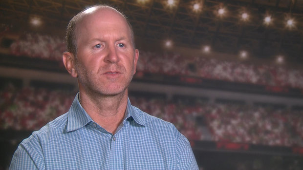 Dickenson on Thurman being underrated, Carey's love of football, versatility
