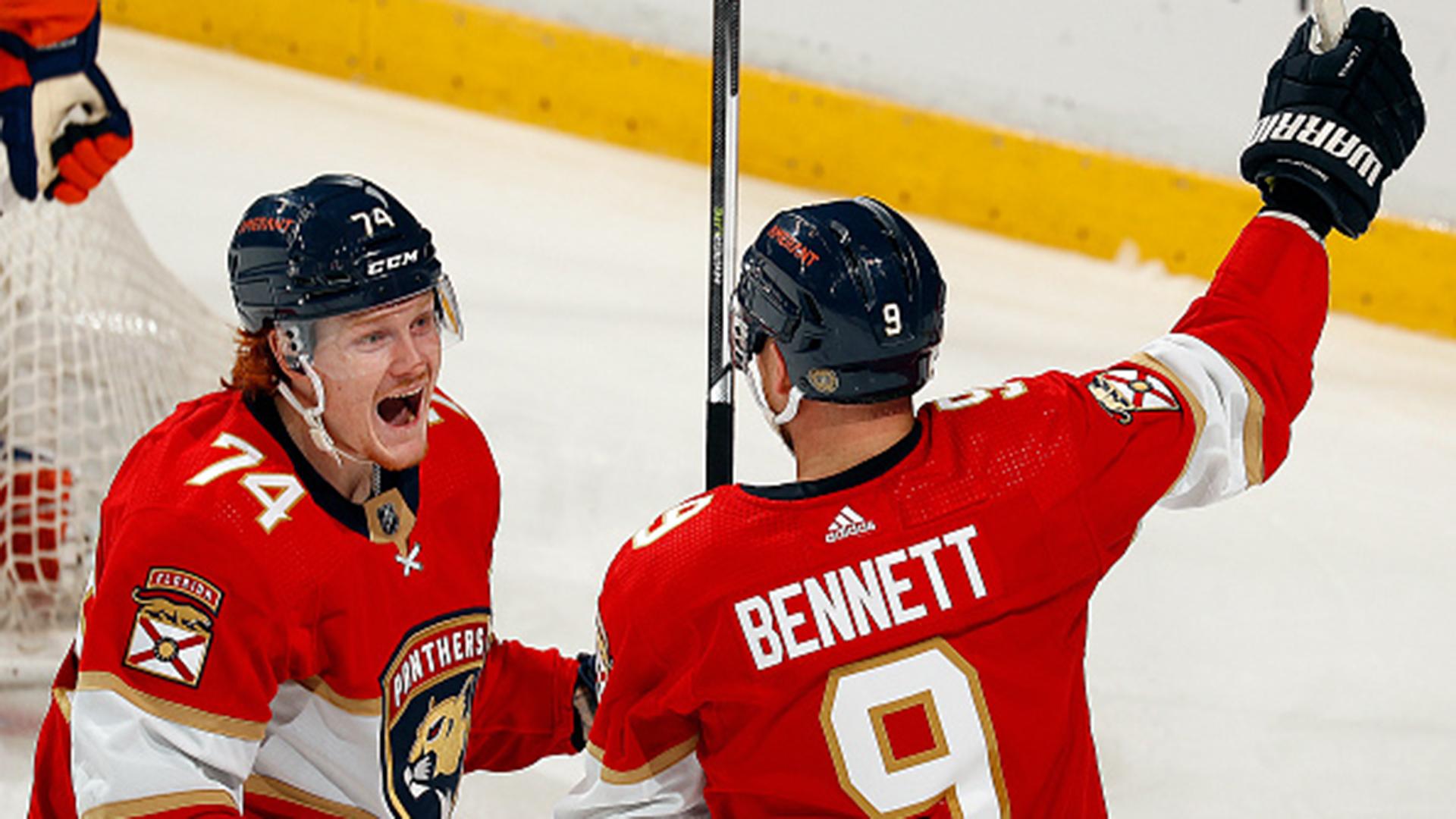 NHL: Islanders 1, Panthers 5