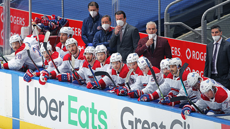 How hard is it for the Canadiens to filter out criticism and focus on winning?