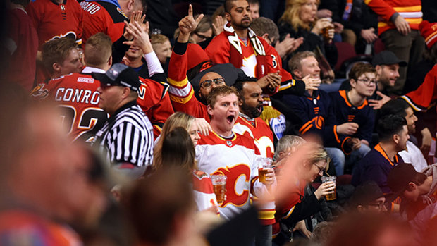 Flames hope home crowd can help spark offence