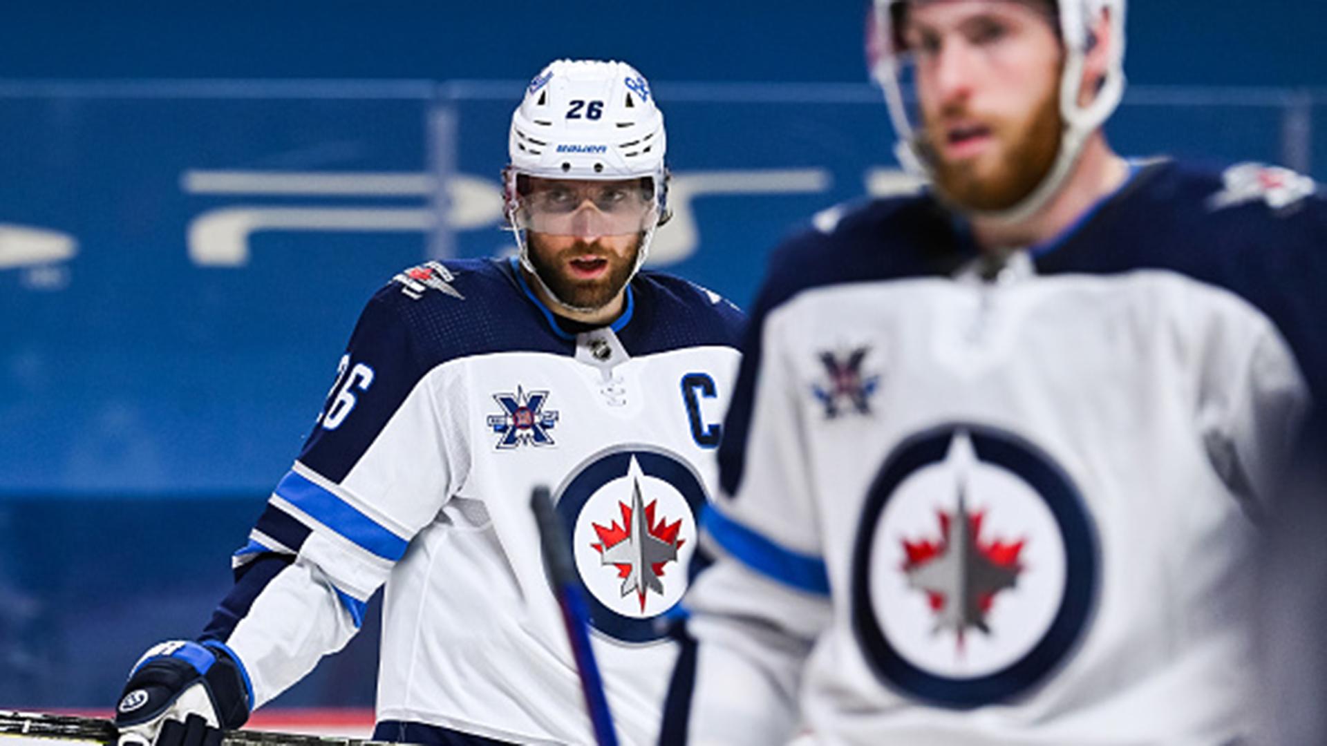 Jets' Wheeler enters NHL's COVID-19 protocols