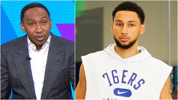 Stephen A.: Ben Simmons' message to the 76ers is loud and clear