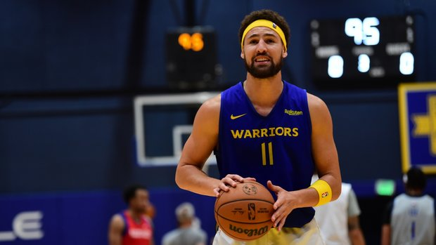 Warriors' core happy to be healthy and playing together again