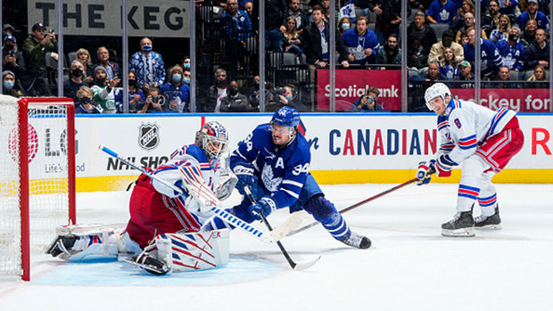Leafs deserved better in loss to the Rangers