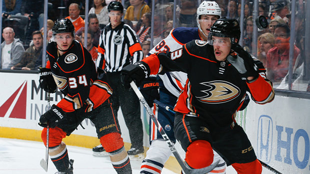 Oilers not taking young Ducks for granted