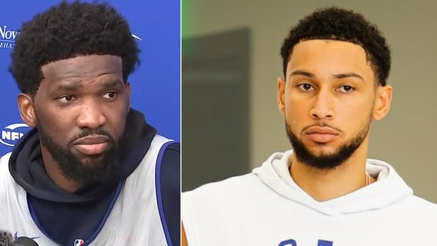 Joel Embiid not interested in Ben Simmons drama